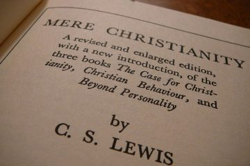 C.S. Lewis Mere Christianity
